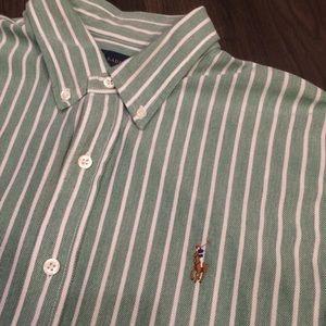 🏇🏼Ralph Lauren Polo Button Down Dress Shirt